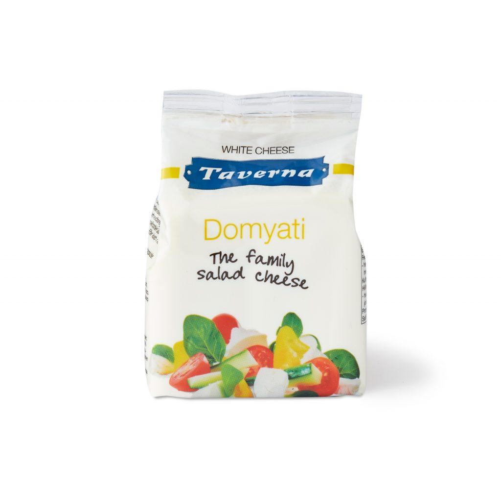 11393 TAVERNA Salatost 40+, 16x250g Domyati