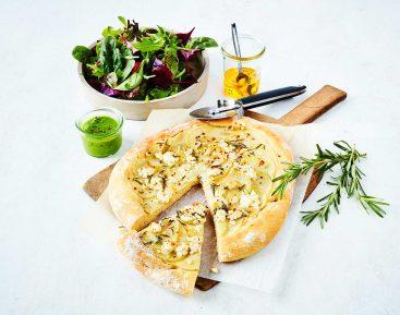 Pizza-Bianco