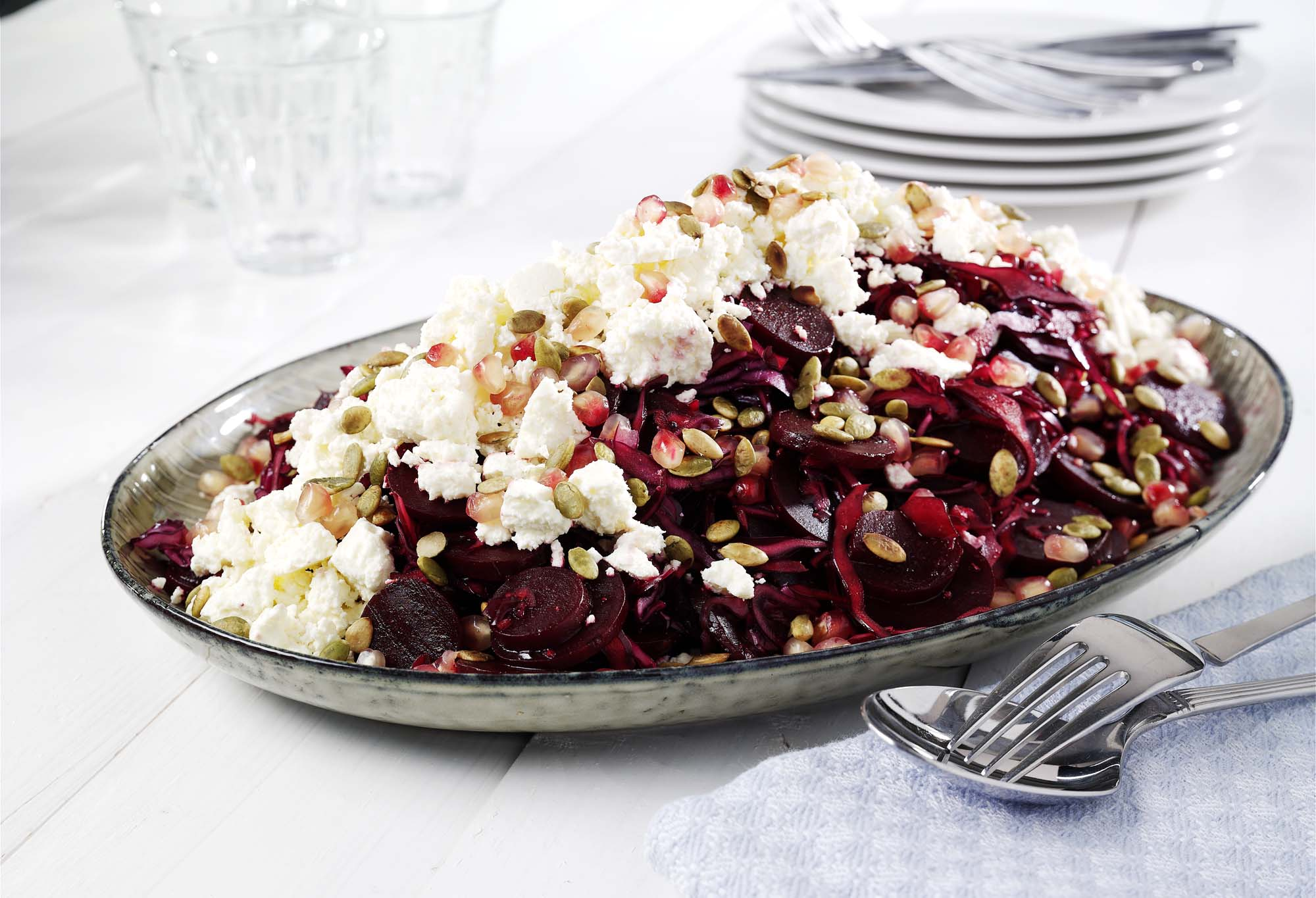 Rødbedesalat-med-salatost