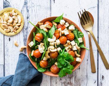 Couscous salat m. salatost